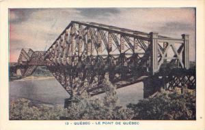 10053 Quebec-Le Pont De Quebec