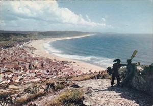Portugal Nazare Vista Parcial