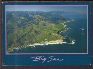 Bird's Eye View Big Sur,CA BIN