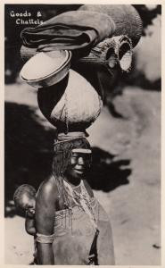 RP: Native woman , Goods & Chattels , South Africa , 20-40s