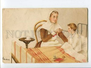 286133 Grand Duchess OA OLGA ALEXANDROVNA old RUSSIA RED CROSS