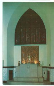The Chapel, Buffalo's Forest Lawn, unused Postcard