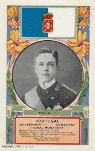 Portugal, 00-10s; MANUEL II