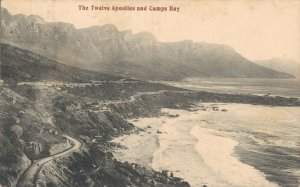 Africa The Twelve Apostles and Camps Bay 05.94