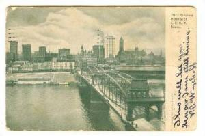 Pittsburg from top of L.E.R.R Station, Pittsburgh, Pennsylvania, PU-1905
