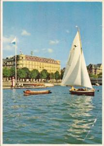 Switzerland Zurich Hotel Bellerive Au Lac