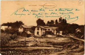CPA Antsirabe- Village d'Amdranomandevy MADAGASCAR (830010)