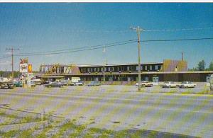 Canada Exeter Arms Motor Hotel100 Mile House Cariboo Highway British Columbia