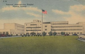 PHOENIX , Arizona, 30-40s; Veterans' Administration Hospital