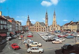 Belgium Sint Truiden St. Trond Auto Voitures Cars