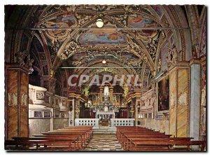 Postcard Modern Madonna del Sasso Orselina Locarno