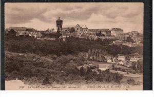 LANGRES, Haute Marne, France, 1900-1910´s; Vue Generale