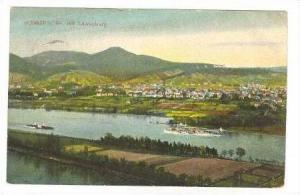 Honnef a . Rhein mit Lowenburg, Bad Honnef (North Rhine-Westphalia), Germany,...