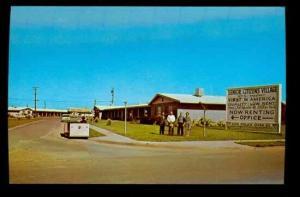 CA, Fresno, California, Senior Citizens Village, Dexter Press