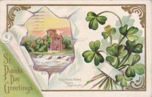 Saint Patrick's Day With Holy Cross Abbey Tipperary 1913