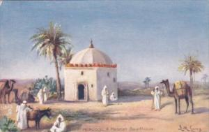 Morocco A Moorish Sainthouse Tucks