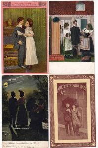 4 - Lover Cards
