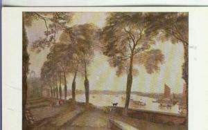 Postal 000179: Turner: Mortlake Terrace