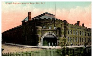 New Jersey   Jersey City Fourth  Regiment Armory
