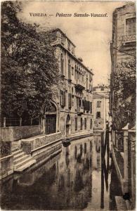 CPA AK VENEZIA Palazzo Sanudo-Vanaxel ITALY (496948)