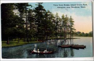 Island Grove Park, Abington MA