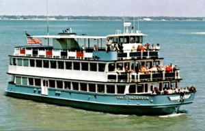 Florida Panama City & St Petersburg Captain Anderson Tour Boat
