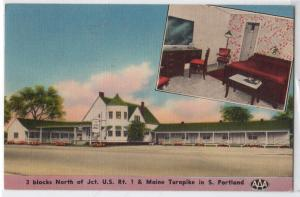 Maine Motel, So. Portland ME