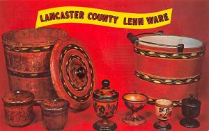 Houseware Advertising Old Vintage Antique Post Card Lehn Ware of Lancaster Co...