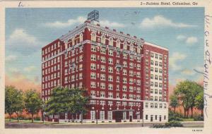 Ralston Hotel, Columbus, Georgia, PU-30-40s