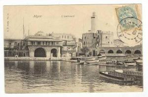 L'Amiraute, Alger, Africa, 1900-10s