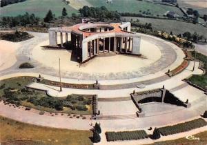 France Bastogne Historical Center, Vue aerienne Le Mardasson Memorial Americian