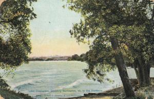 BURLINGTON, Vermont, 00-10s; Lake Champlain , TUCK # 5855