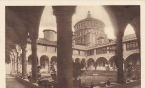Italy Milano Cenacolo Cortile grande