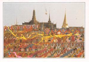 Thailand Bangkok De Wat Phra Keo