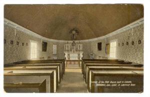 Church Interior, TADOUSAC, Quebec , Canada, 00-10s