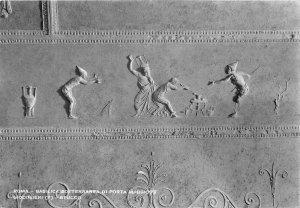 br108614 basilica sotterranea di porta maggiore roma italy rome
