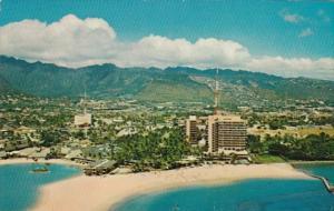 Hawaii Honolulu Hawaiian Village Hotel 1967