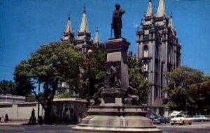 The Pioneer Monument - Salt Lake City, Utah