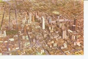 Postal 048787 : Medellin Colombia. Aerofotografia del centro de la ciudad