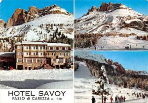Italy Hotel Savoy Passo di Carezza multiviews Karerpass Strada delle Dolomiti