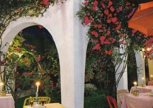 Villa Marina Diano Ardoino Italian Italy Postcard