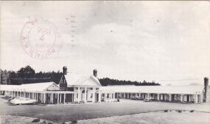 Colony Motel , WILLIAMSBURG , Virginia , PU-1956