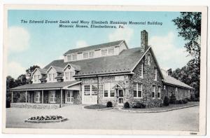 Memorial Buildings, Masonic Homes, Elizabethtown, PA