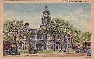 Court House Rock Island Illinois