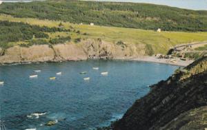 OUTER COVE , Newfoundland , Canada , PU-1970