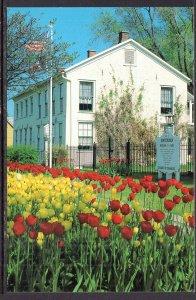 Boyhood Home of Wyatt Earp,Pella,IA