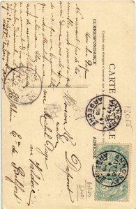 CPA DOUVREZ & MANON THEATER STAR (13055)