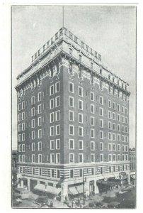 Tyler Hotel Louisville Kentucky PC930