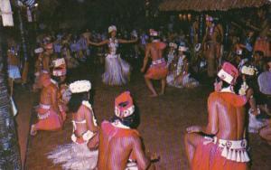 Tahiti Hotel Taaone's Tahitian Dance