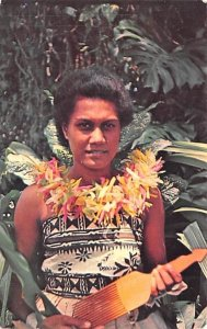 Fijia Lass Fiji Unused
